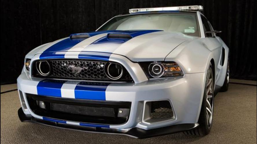Nuova Ford Mustang pronta a debuttare sul grande schermo