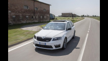 Skoda Octavia Wagon RS, in pista... con la famiglia [VIDEO]
