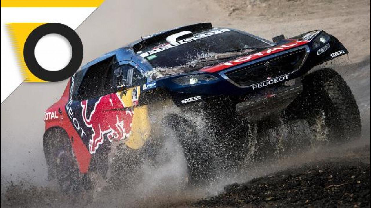 [Copertina] - Dakar 2016, si parte dalla seconda tappa