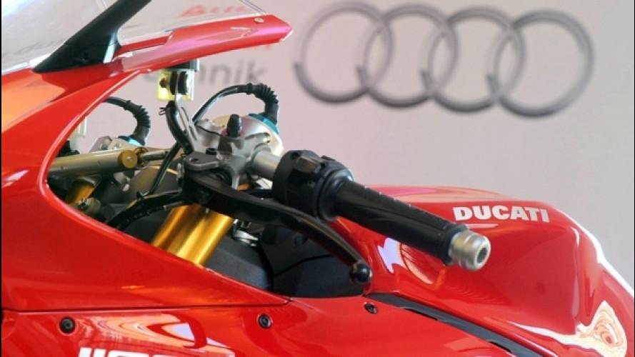 Il Gruppo Volkswagen (Audi AG) pensa di vendere Ducati