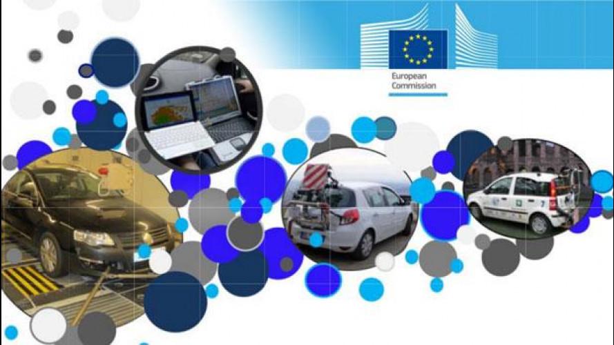 Emissioni reali, l'Ue approva le nuove regole