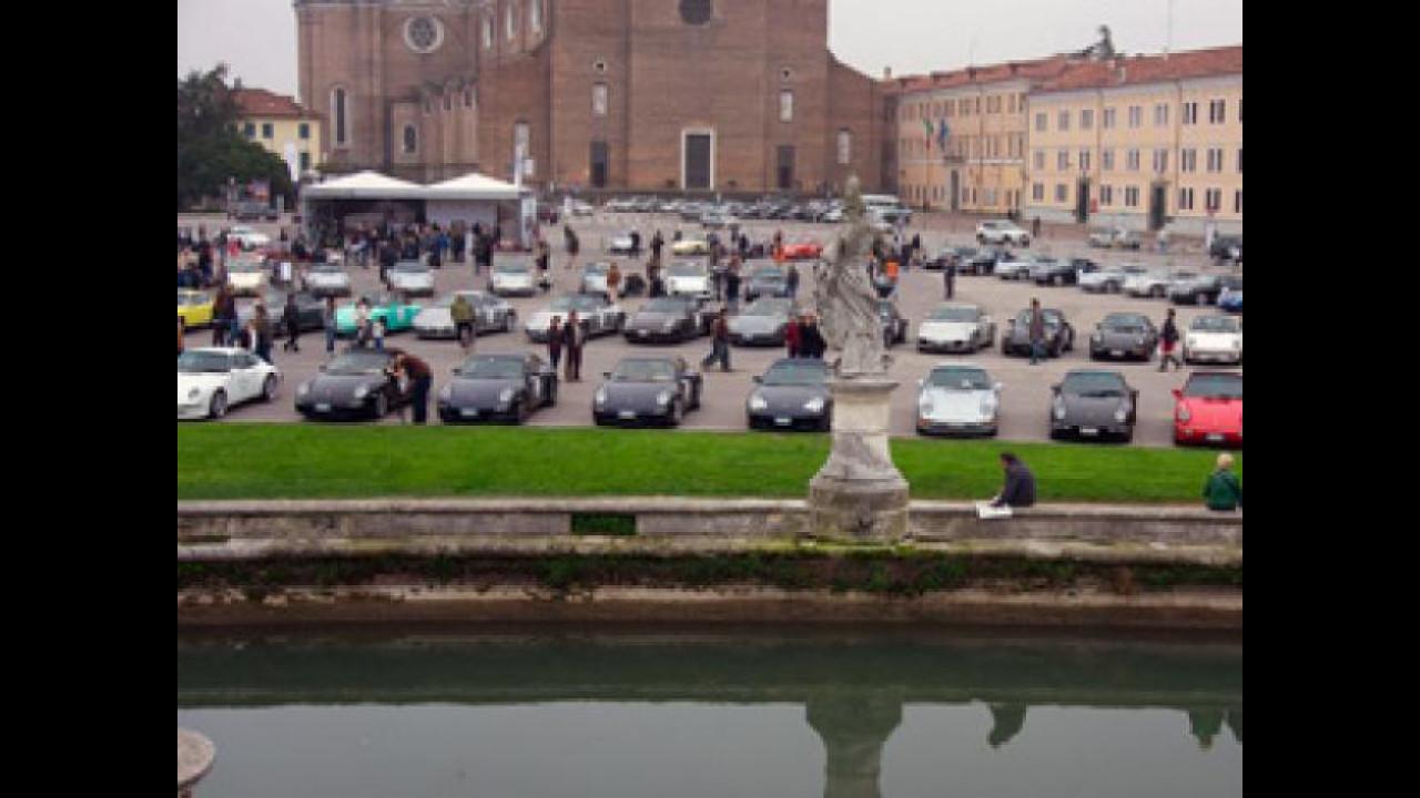 [Copertina] - Si è conclusa a Padova la festa della Porsche 911