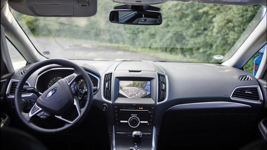 Ford verso la guida autonoma in città