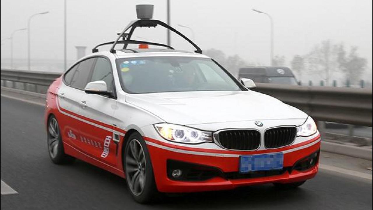 [Copertina] - Baidu Car, ecco la risposta cinese alla Google Car