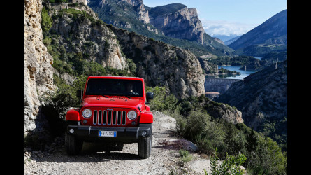 Camp Jeep 2017, la festa del fuoristrada è in Germania