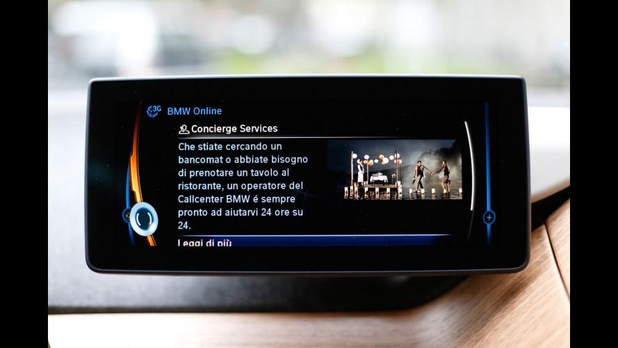 BMW ConnectedDrive, sale a bordo anche Deezer