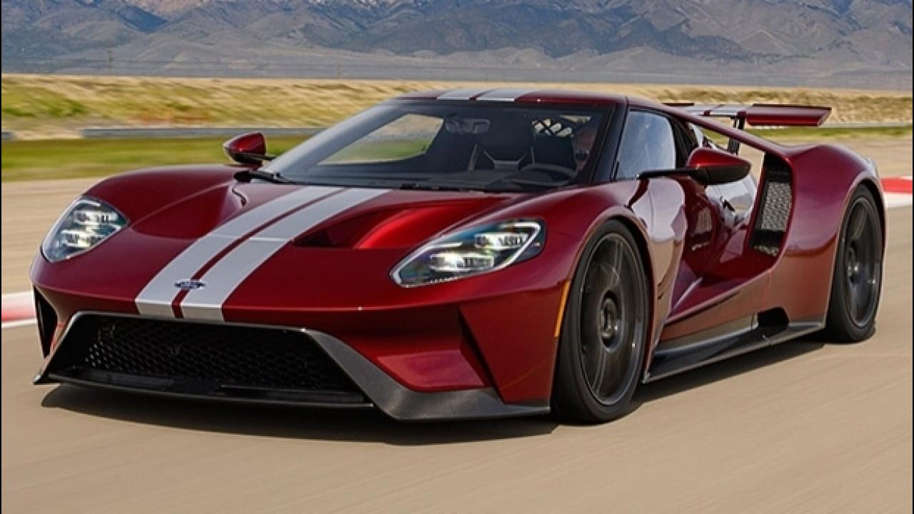 [Copertina] - Ford GT, la belva da pista che ama la strada