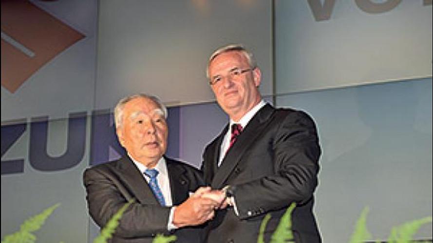 Volkswagen-Suzuki, fine dell'alleanza