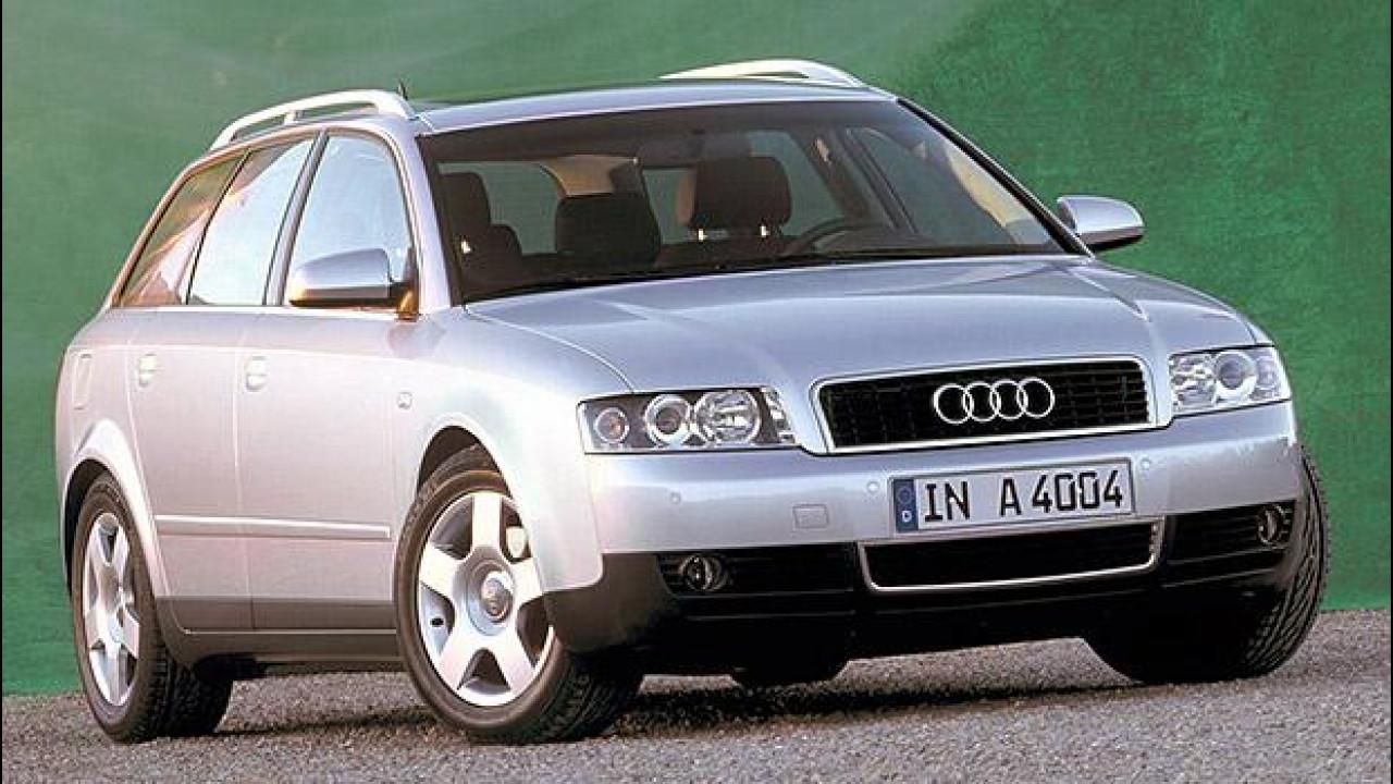 [Copertina] - Audi A4, c'era una volta la 80