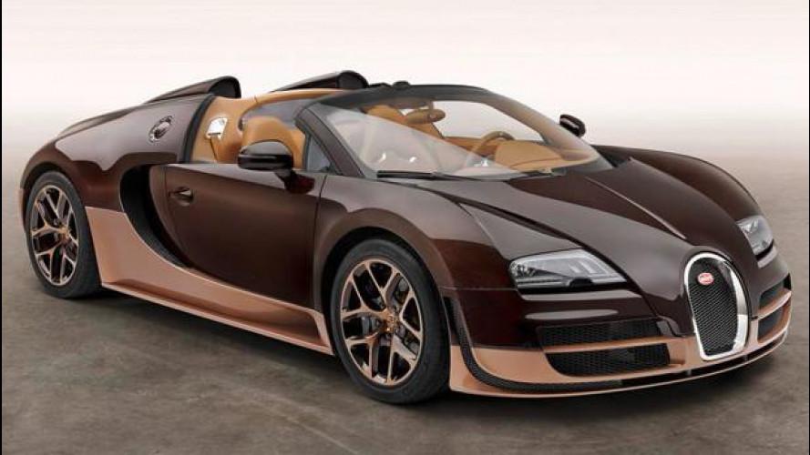 """Bugatti Veyron 16.4 Grand Sport Vitesse """"Rembrandt Bugatti"""""""