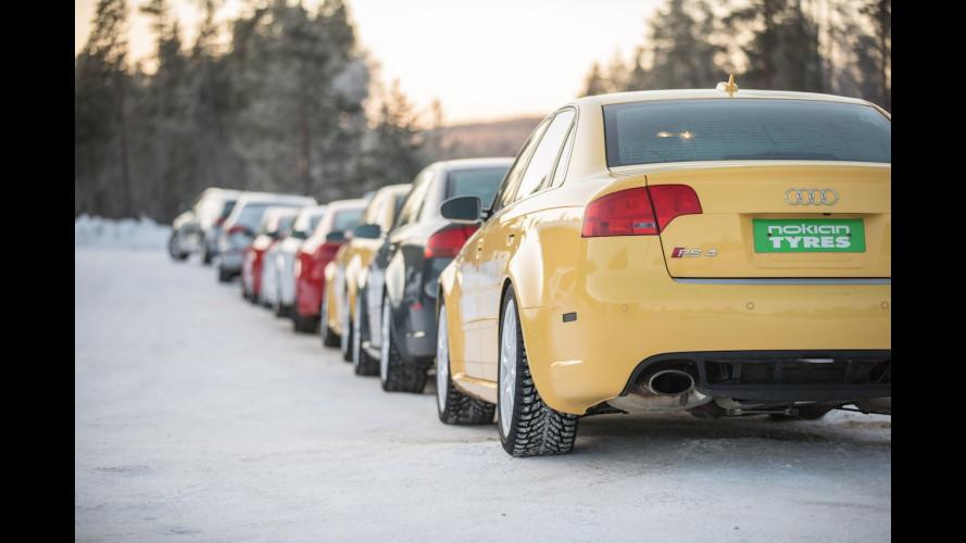 Nokian Tyres, oltre le invernali c'è di più