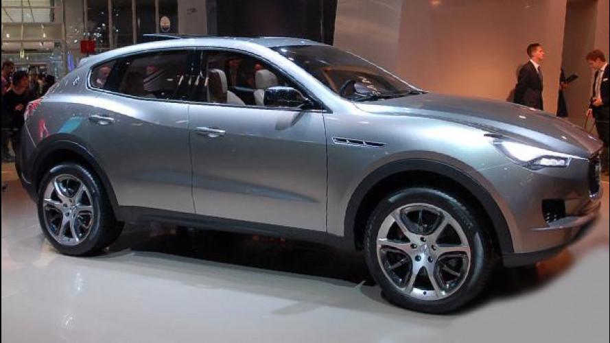 Maserati Levante, perché è importante per Marchionne