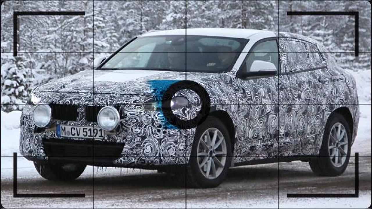 [Copertina] - BMW X2, prove di SUV sportivo