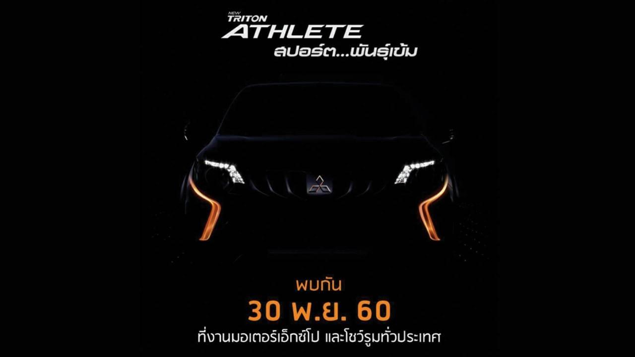 Mitsubishi L200 Triton Athlete