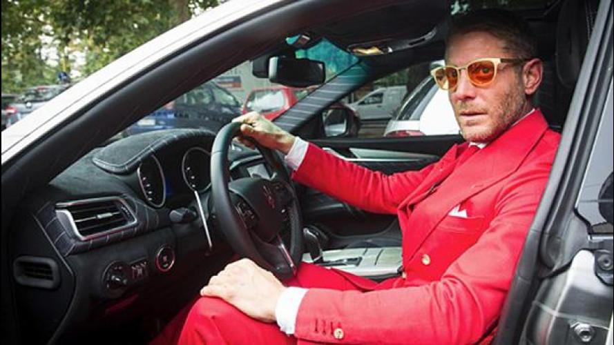 Lapo Elkann a ruota libera su Dieselgate, Renzi e Marchionne