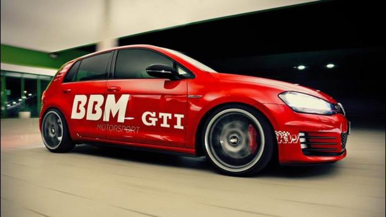 [Copertina] - Volkswagen Golf GTI VII Plus by BBM Motorsport
