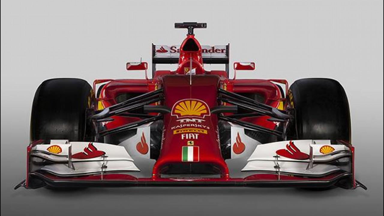 [Copertina] - F14 T, la Ferrari con la faccia d'aspirapolvere