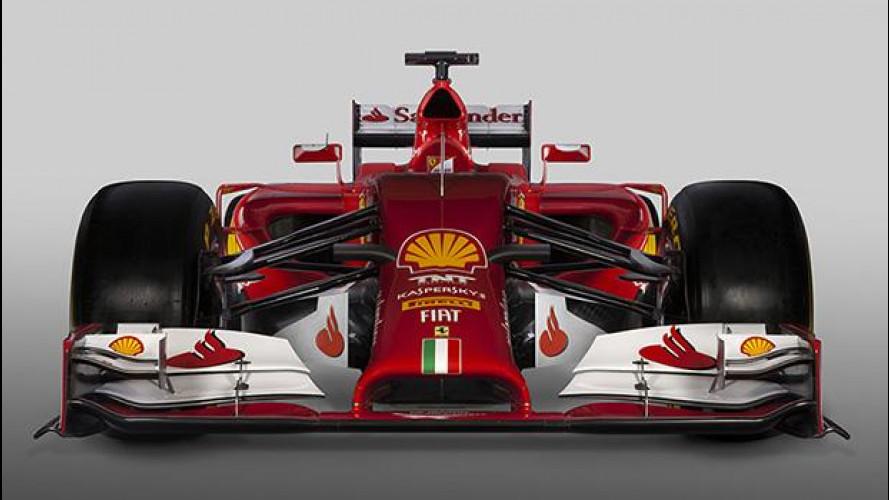 F14 T, la Ferrari con la faccia d'aspirapolvere