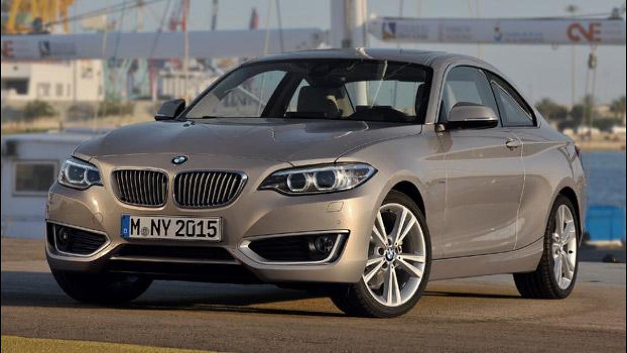 [Copertina] - BMW: nuovi motori per Serie 2, Serie 3 Gran Turismo e Serie 4