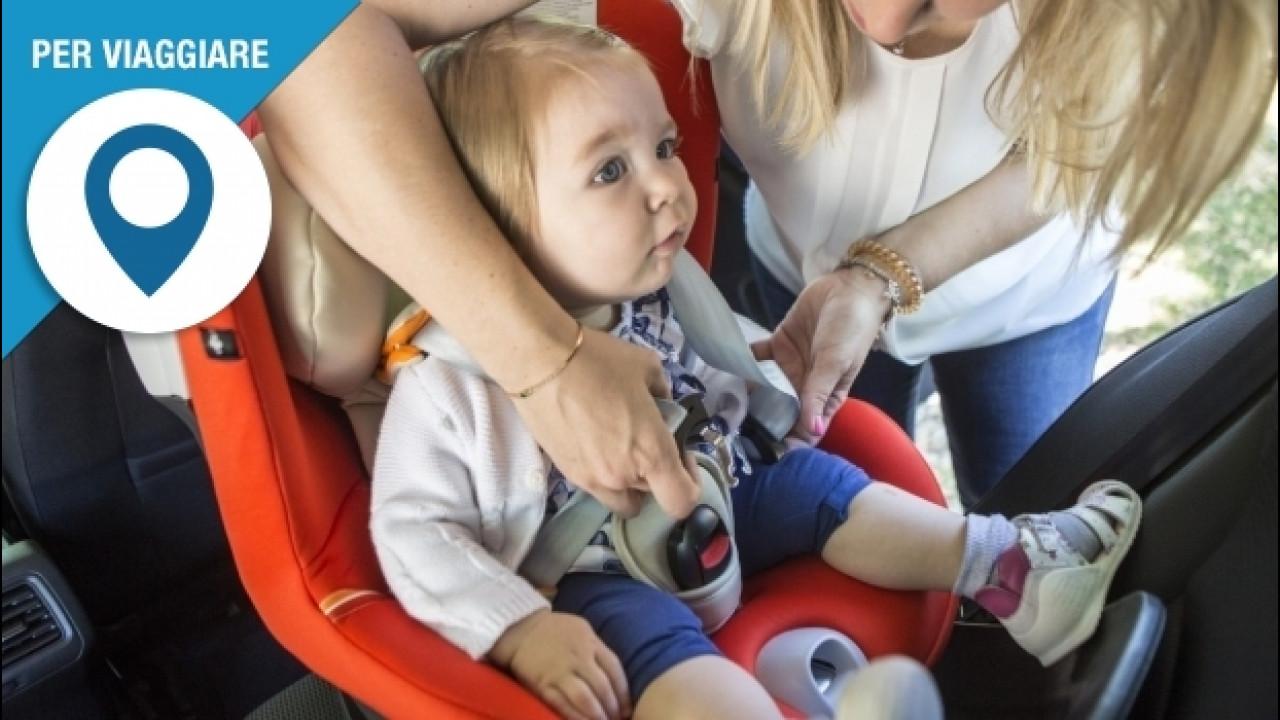 [Copertina] - Trasporto bambini, facciamo chiarezza sulla scelta del seggiolino