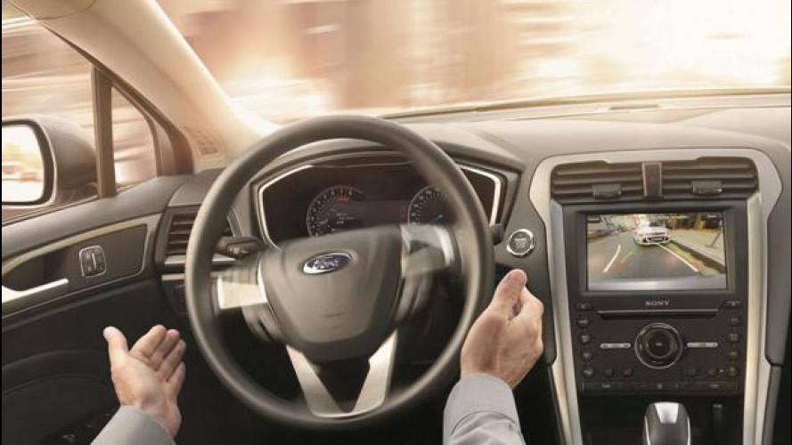 Le Ford di domani saranno super-connesse ed intelligenti