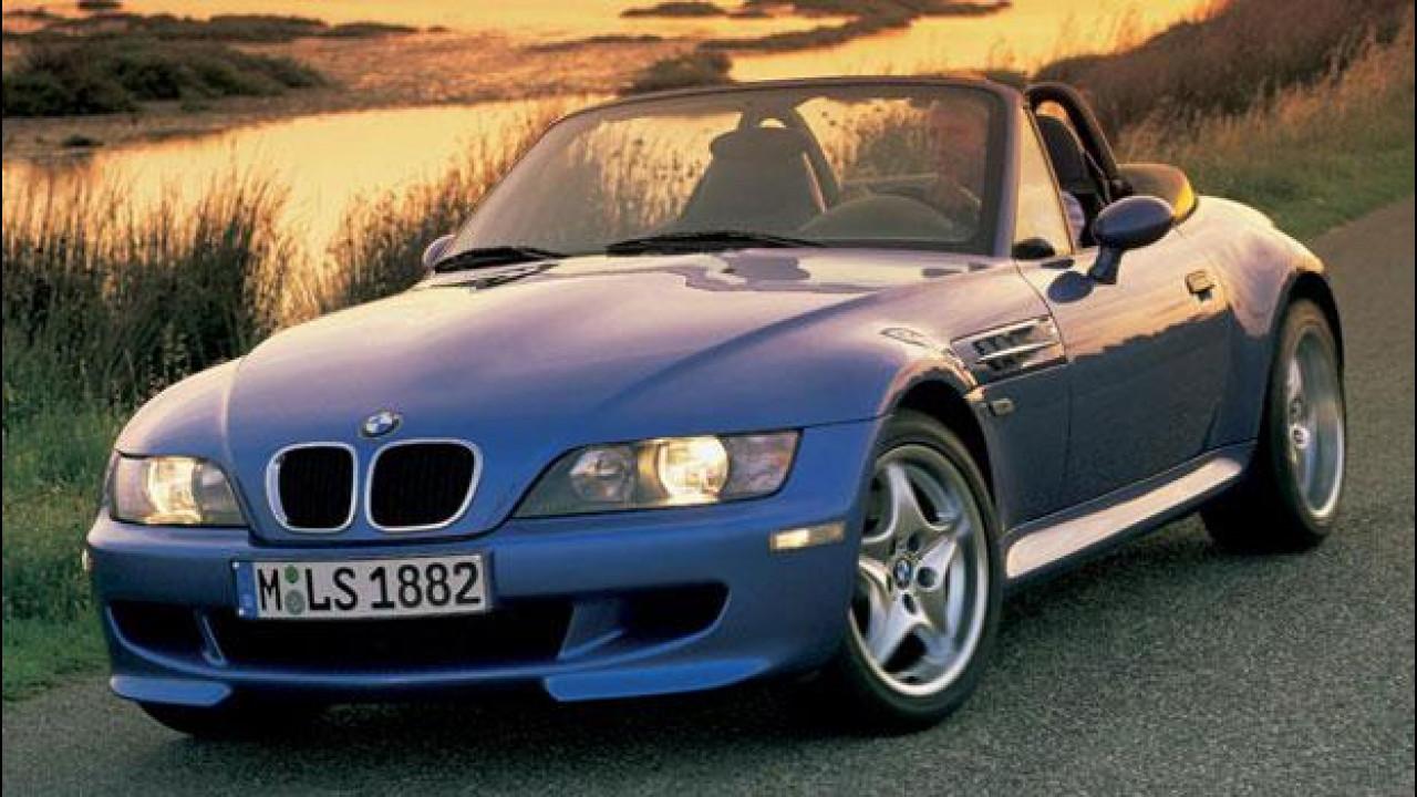 [Copertina] - BMW Z3, tu vuò fa' l'americana