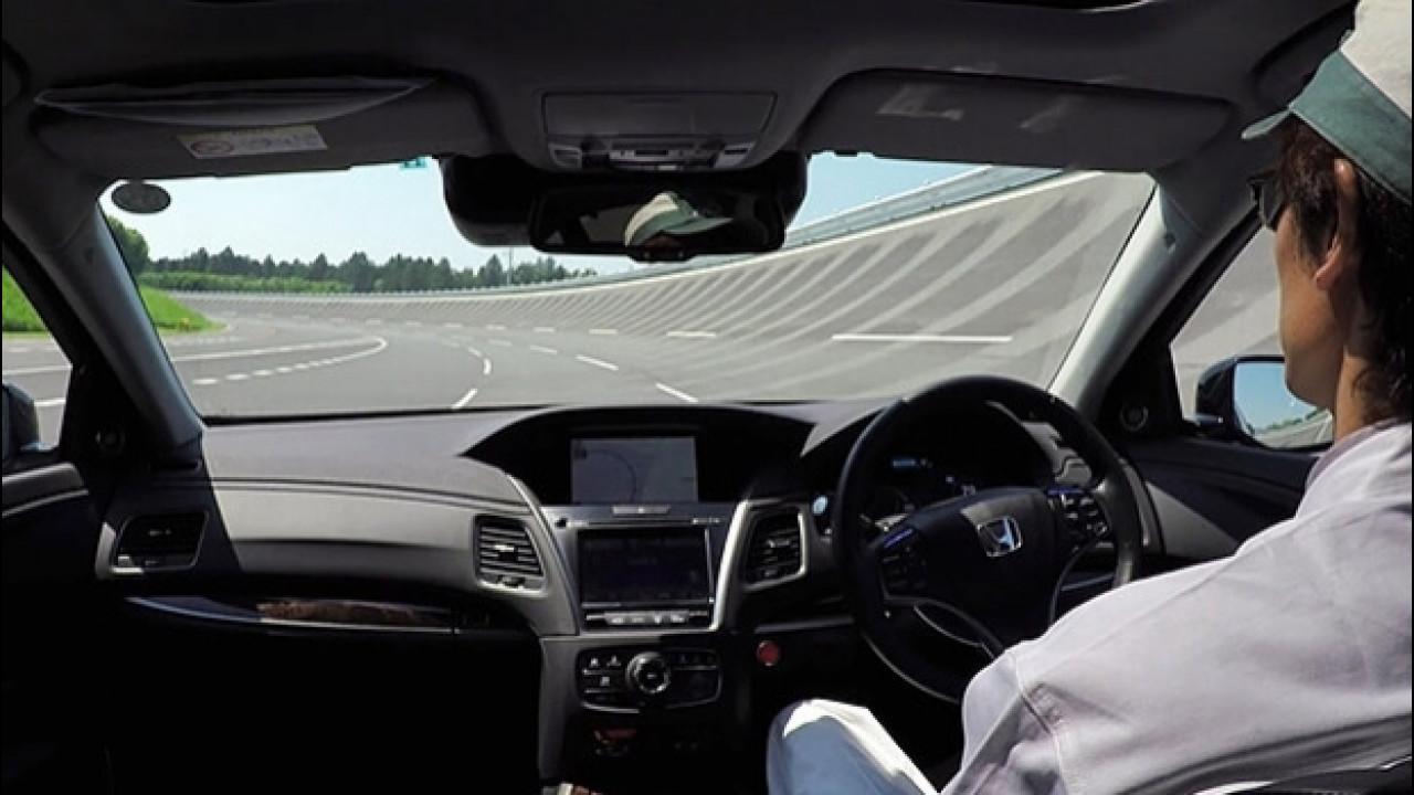 [Copertina] - Honda, un futuro a guida autonoma (e non solo)