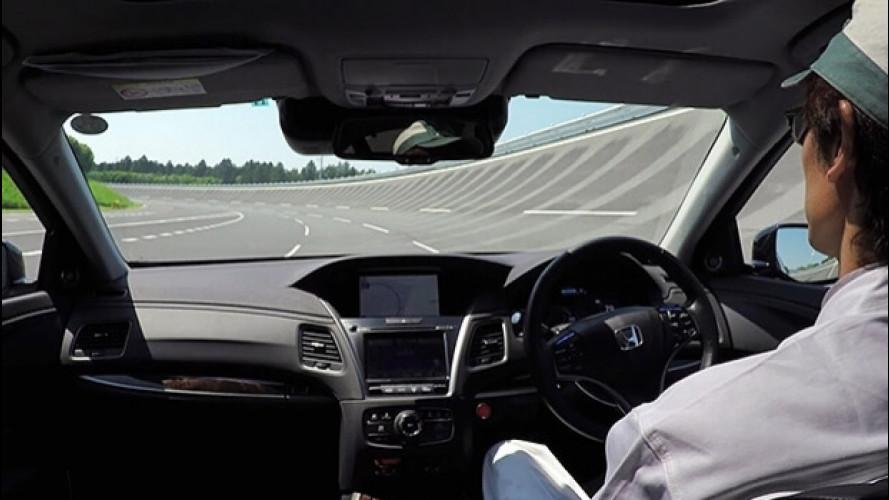 Honda, un futuro a guida autonoma (e non solo)
