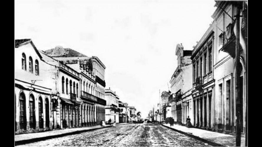 Curitiba, la prima isola pedonale al mondo