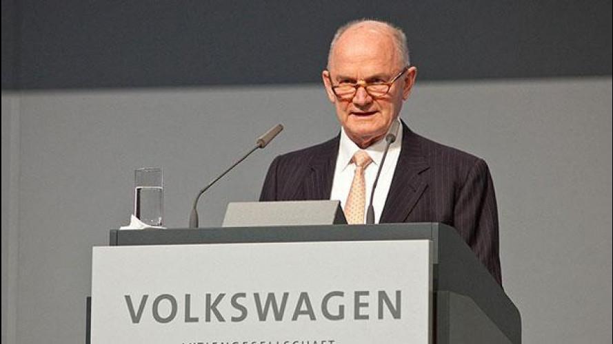 Ferdinand Piech è fuori dalla Volkswagen