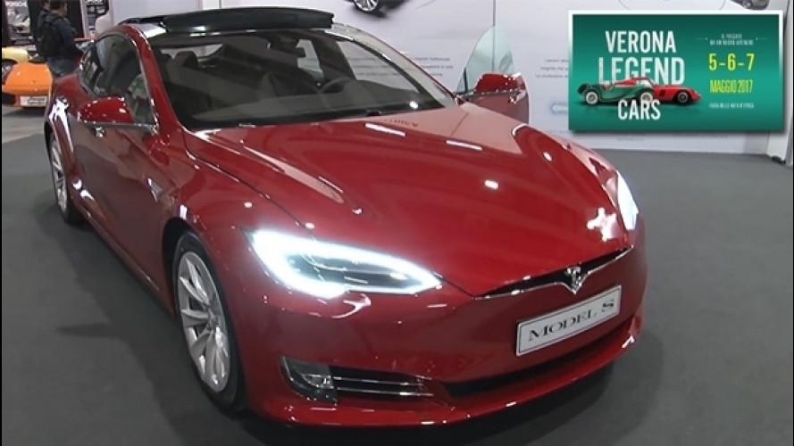 Verona Legend Cars 2017, c'è il futuro dell'auto elettrica