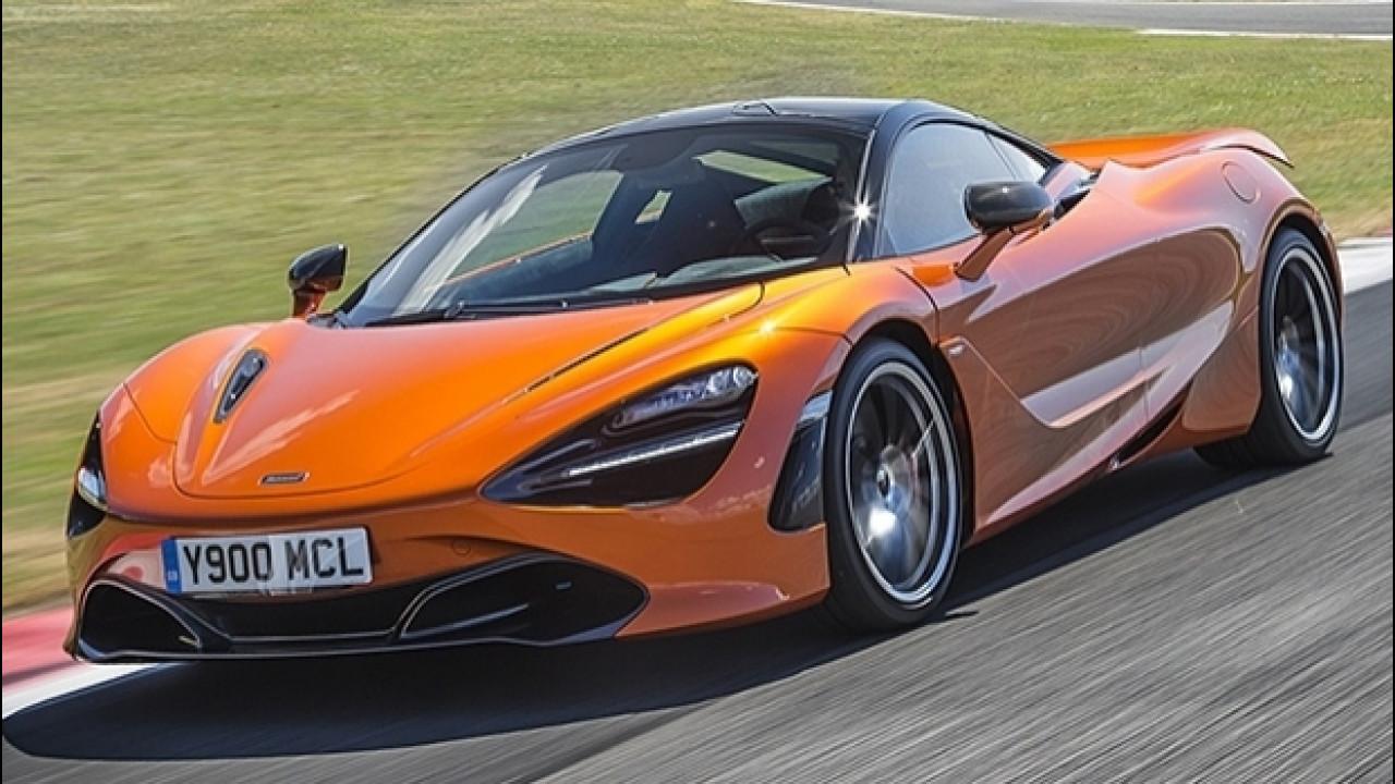 [Copertina] - McLaren 720S, a tu per tu con la supercar del futuro [VIDEO]