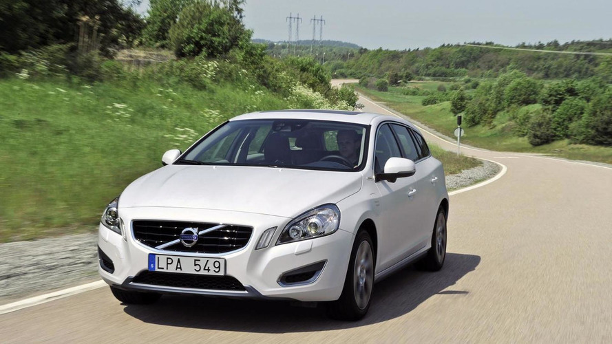 Volvo V60 Plug-in Hybrid confirmed for 2012 [videos]