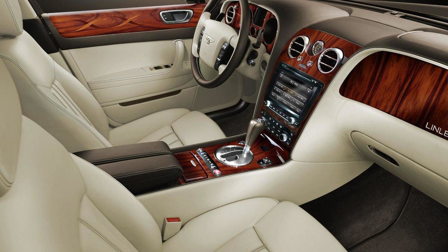 Limited Edition Bentley Continental Flying Spur by design house Linley