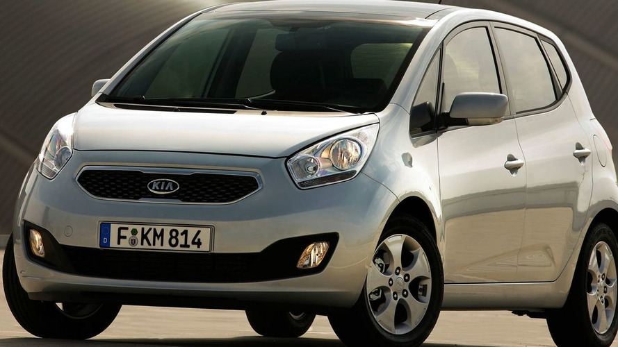 Kia Venga Revealed - Debut in Frankfurt