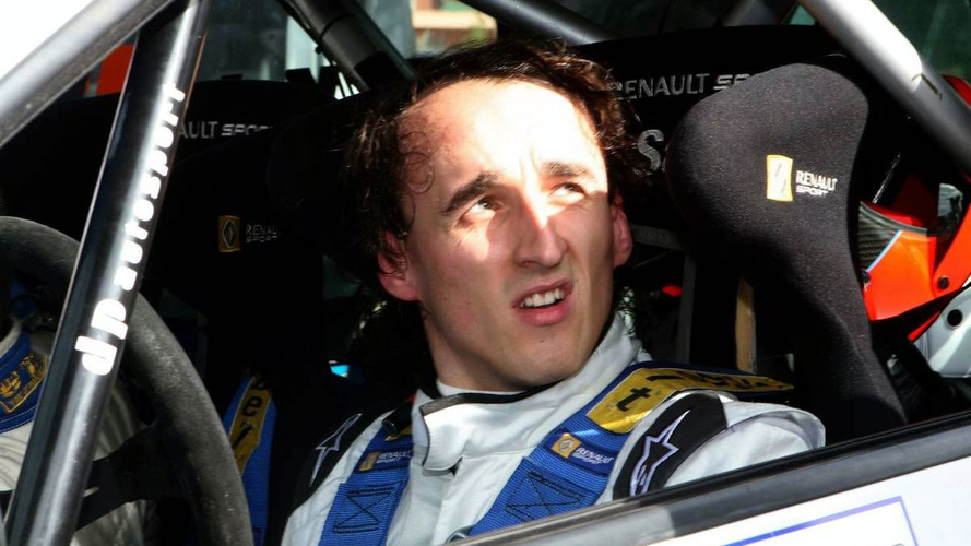 Kubica needs rally permission in F1 deals - manager