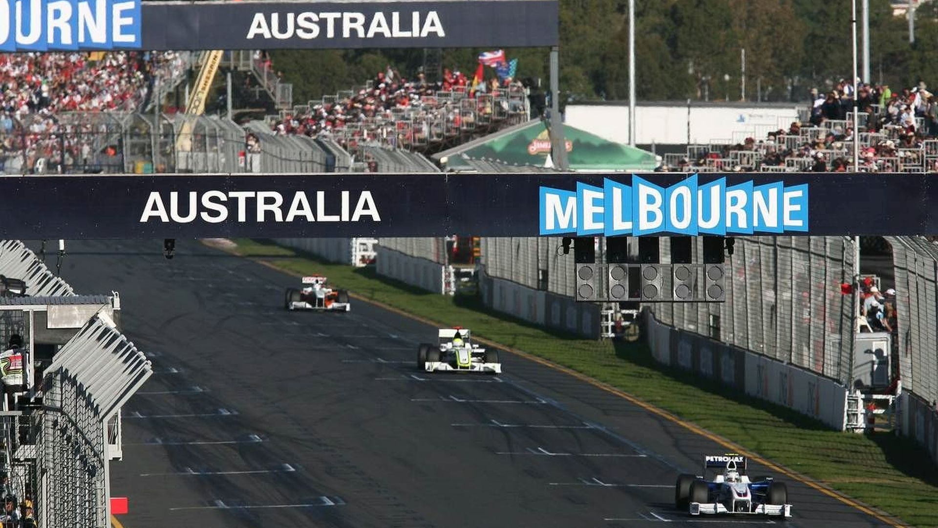 FIA commissions Australian GP relocation study