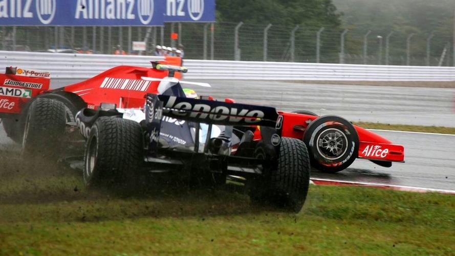 Ferrari slams Williams over Schumacher test veto