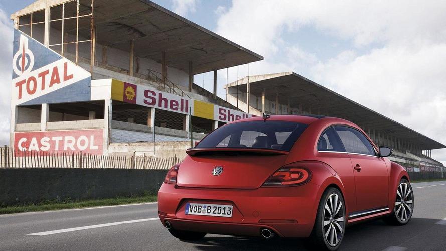 2012 Volkswagen Beetle revealed [videos]