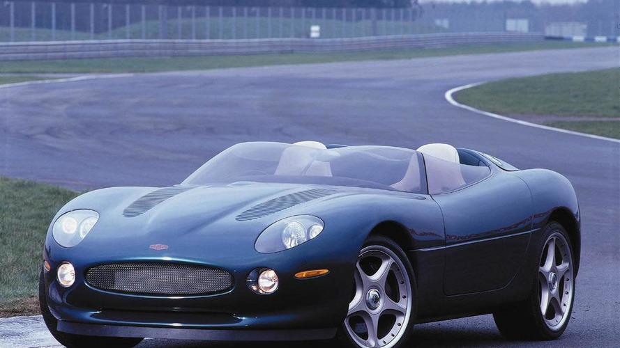 Jaguar F-Type is a go