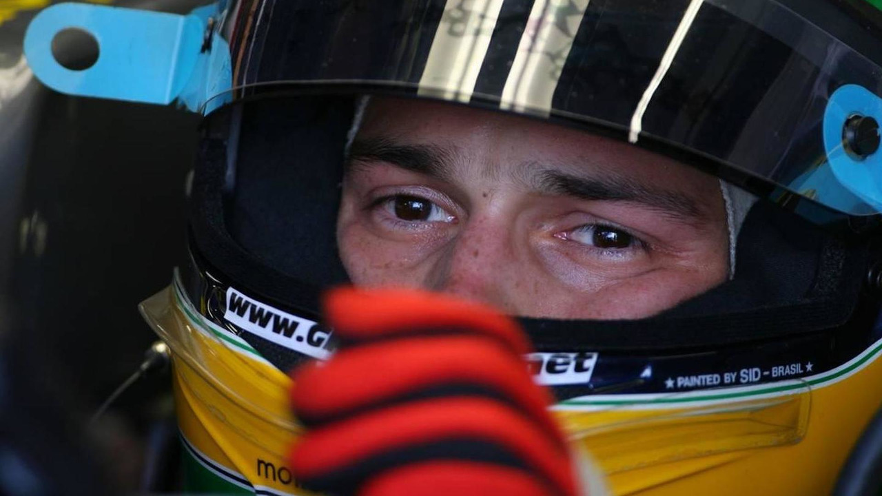 Bruno Senna (BRA), Hispania Racing F1 Team HRT