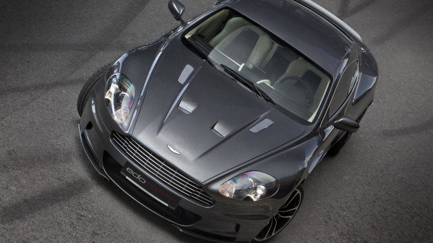 Aston DB9 to DBS conversion package by Edo Competition released