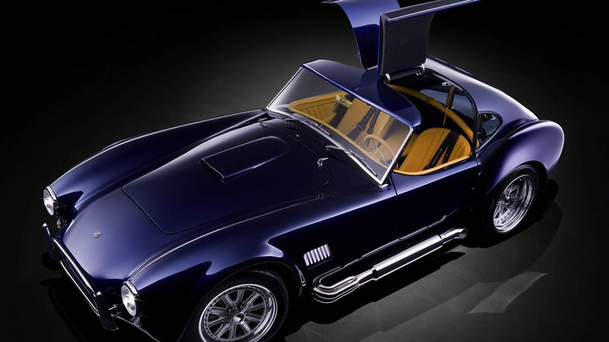 AC Cars set to Unveil Cobra MkVI at Top Marques Show in Monaco