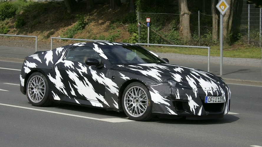 ON VIDEO: Honda/Acura NSX Caught Powering Round Nurburgring Again