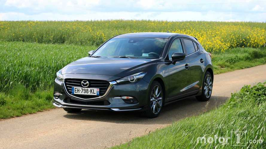 Essai Mazda3 2.0 litres 165 chevaux BVM6