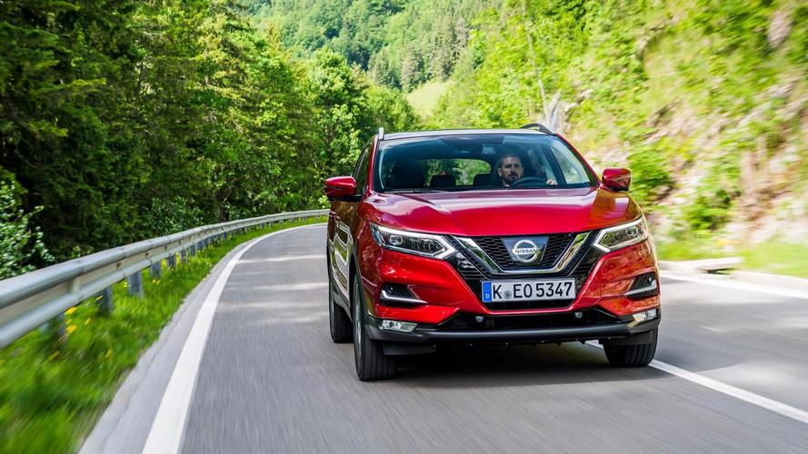 Nissan Qashqai 1.5 dCi ufak bir güç artışıyla gelecek