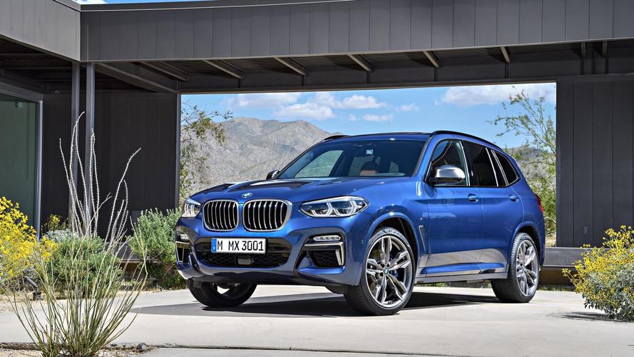 BMW X3 - Nouvelle génération, nouvelles ambitions !