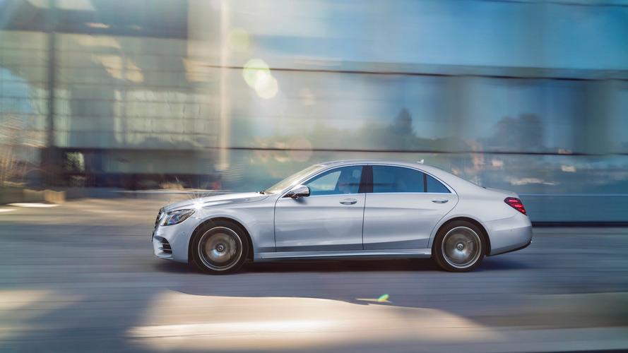 2018 Mercedes-Benz S-Serisi