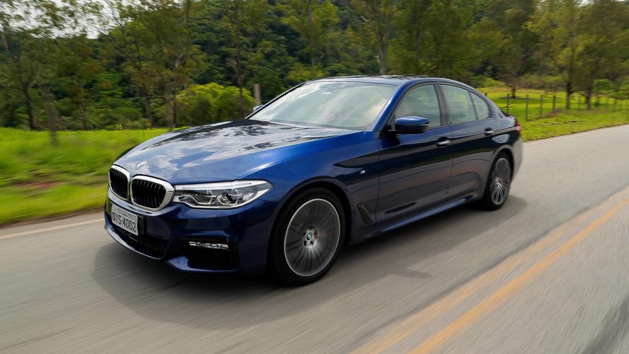 Sedãs Premium em agosto – BMW Série 5 segue trajetória de alta