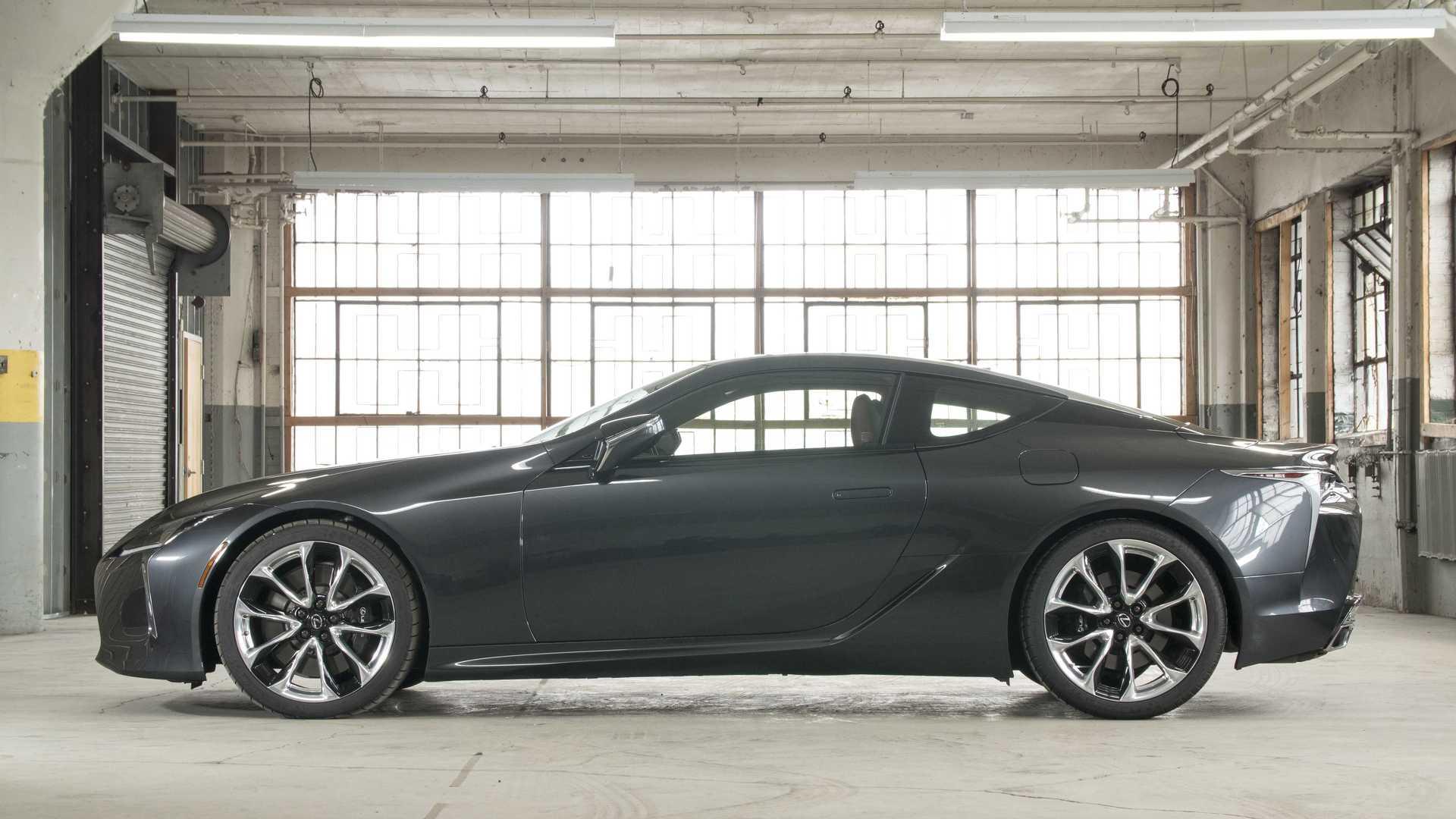 2018 Lexus Lc 500 Why Buy